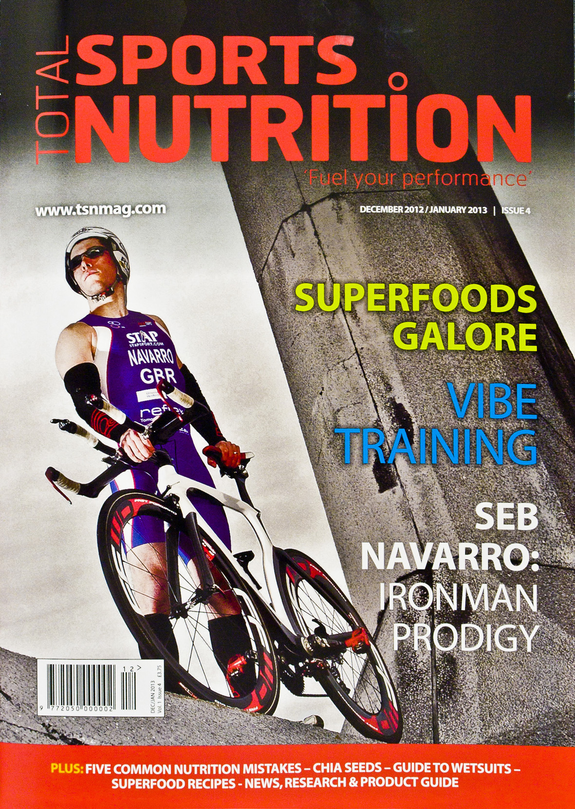 Chia seeds in Total Sports Nutrition