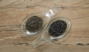 Chia Bia Seeds as an Egg Substitute