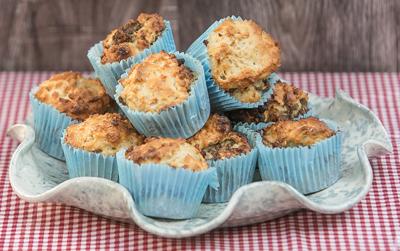 Banana Chia Bia Breakfast Muffin