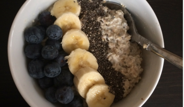 PT Approved Overnight Oats