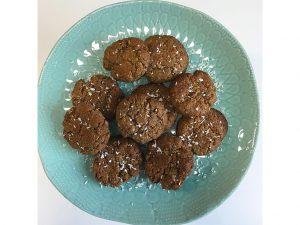 Chia Bia Flour Coconut Cookies
