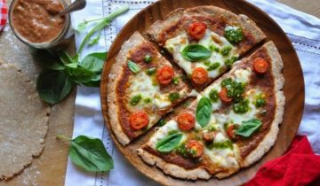 Guilt Free Pizza