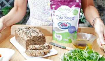 Quinoa & Chia Loaf by Holly White